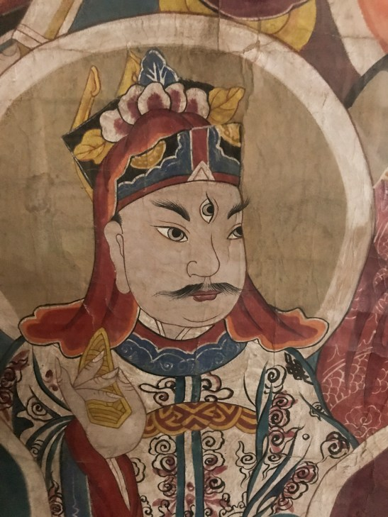 ANTIQUE YAO PAINTING