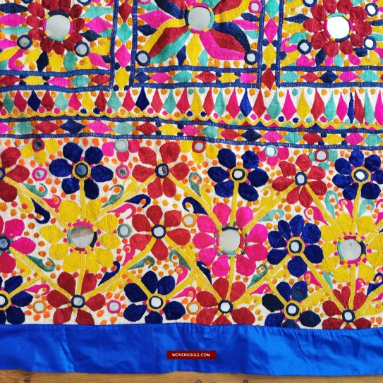 Old Gujarat Embroidery