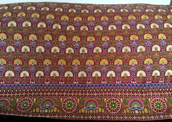 1073 - Gujarat Mochi Skirt Panel