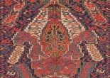 antique dragon sumac soumac rug