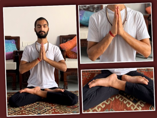 Online Yoga Class Personal Live Class Custiomised