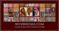 Wovensouls Antique Art Gallery Designer Home Decor