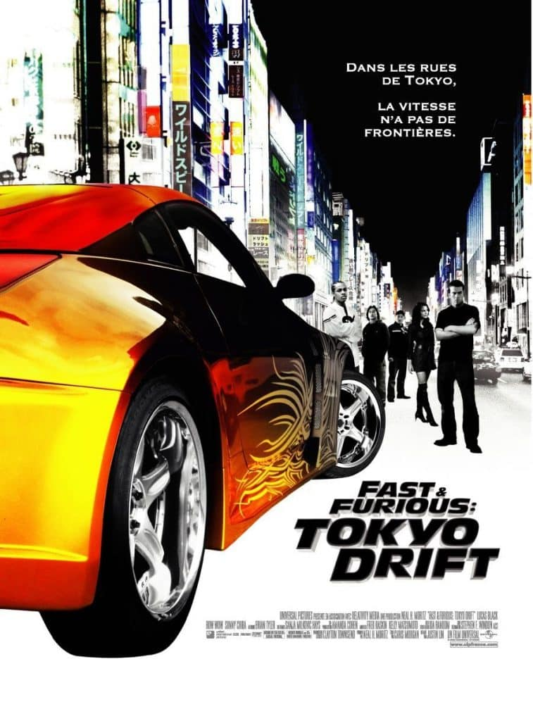 FAST 3 THE FAST AND THE FURIOUS (2006) เร็ว..แรงทะลุนรก 3