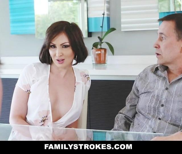 Kinky Aunt Fucks Step Nephew