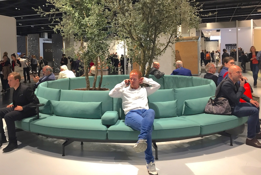 Out of the box ideas at orgatec2018 the three most