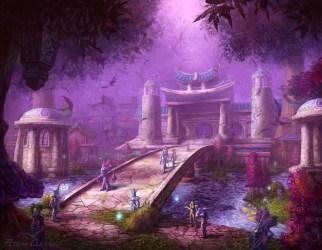 darnassus wow warcraft gamepedia