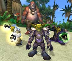 The New Goblin Race in World of Warcraft