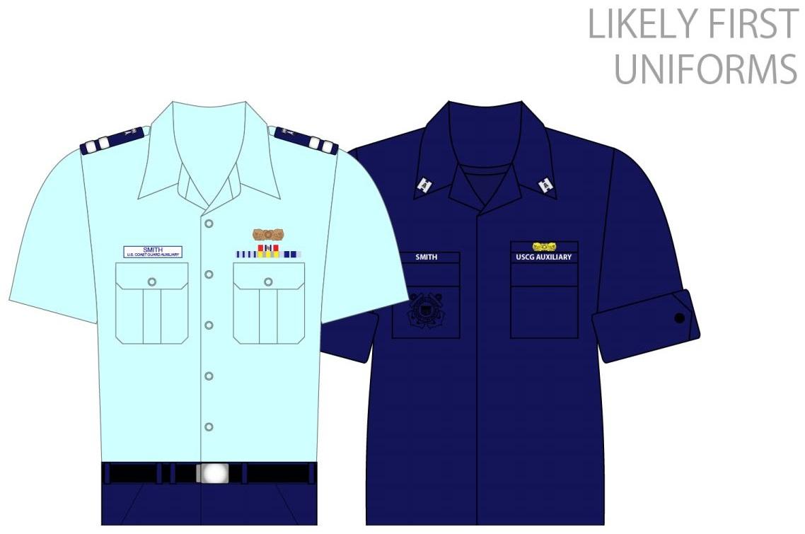 Flotilla 54 Uniform Information
