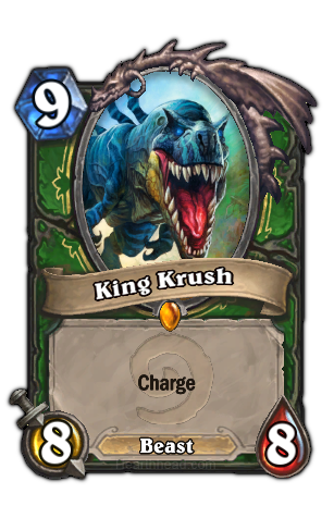 King Krush Wow : krush, Daily, Discussion, Thread, Krush, November, 18th,, Hearthstone