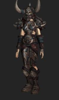 Cataclysmic Gladiator's Plate Armor - Transmog Set - World ...