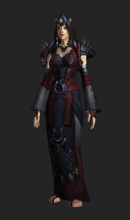 Windcrystal Regalia  Transmog Set  World of Warcraft