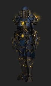 Cruel Gladiator's Plate Armor (Alliance Recolor ...