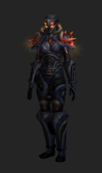 Plate Armor Sets & Gold Cataclysm Dungeon Set