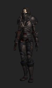 Hateful Gladiator's Plate Armor - Transmog Set - World of ...