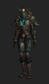 Relentless Gladiator's Plate Armor - Transmog Set - World ...