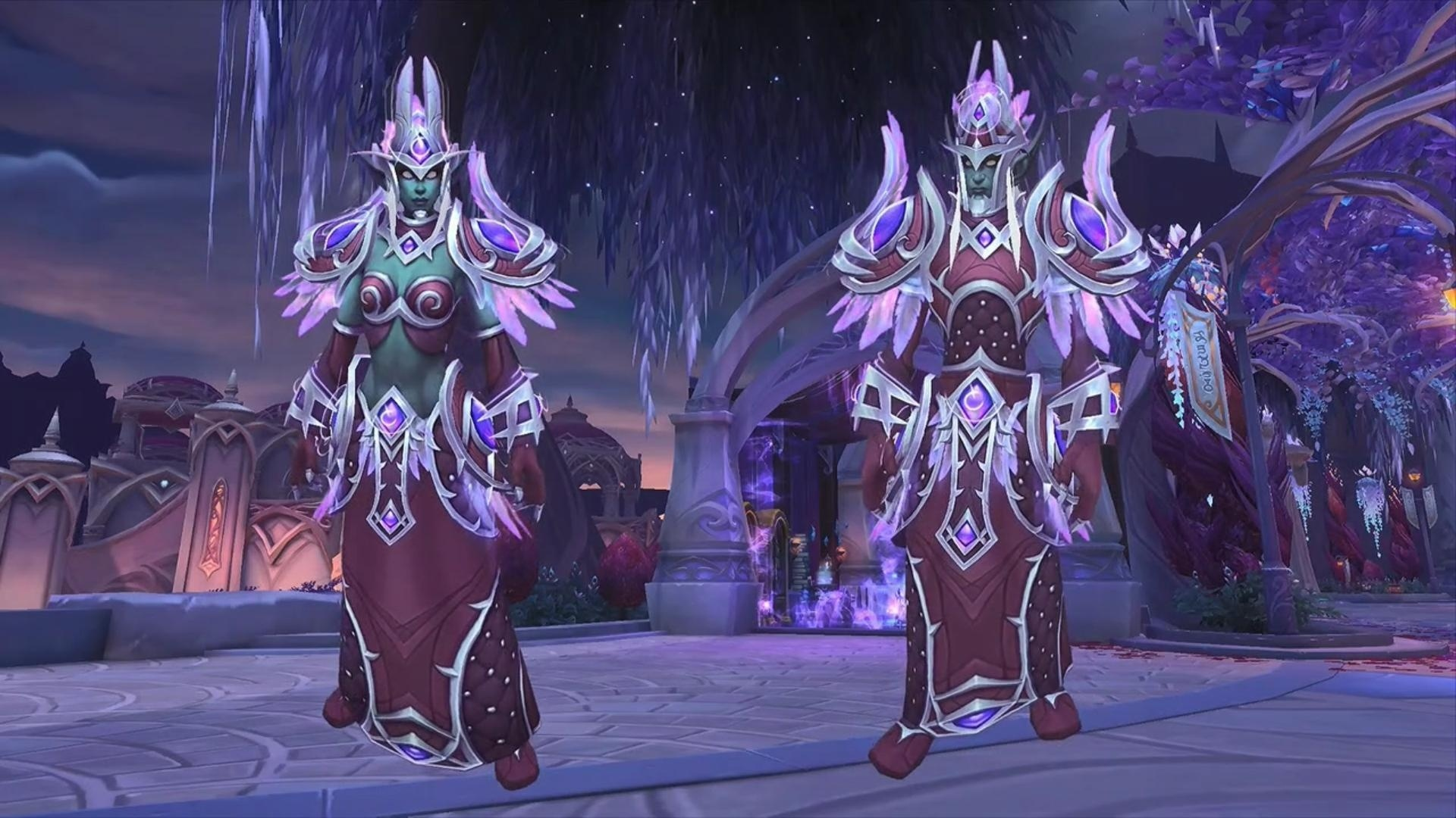 Nightborne Allied Race Leveling Guide 20120  Guides