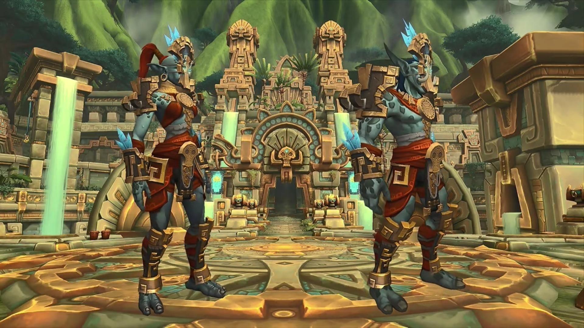 Kul Tiran and Zandalari Troll Allied Race Unlock Requirements  Wowhead News