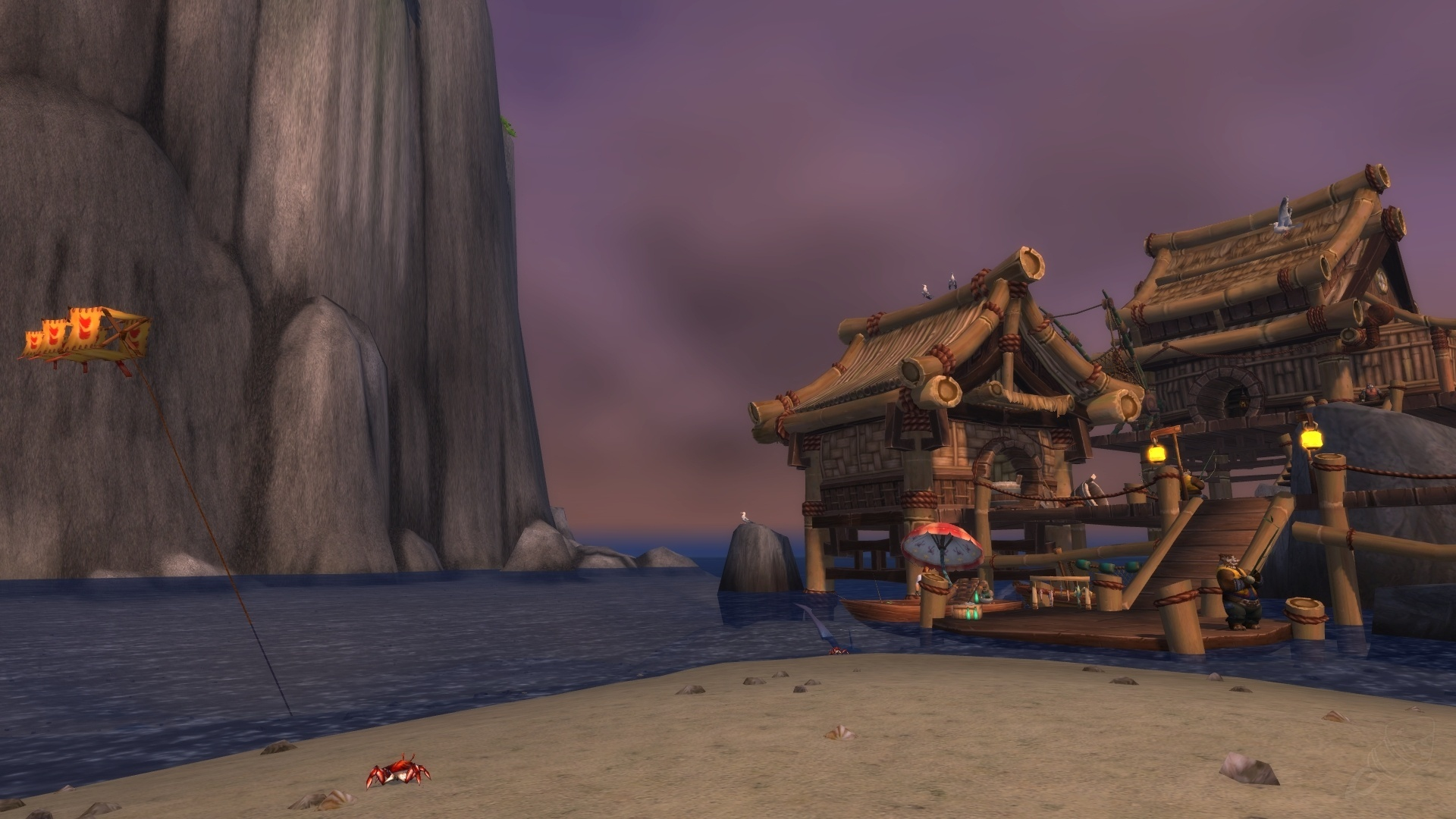 fishing chair wowhead combi high mists of pandaria pesca guías wow