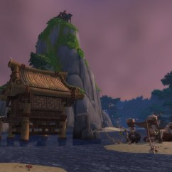Fishing Chair Wowhead Backpack Beach With Cooler Mists Of Pandaria Pesca Guías Wow