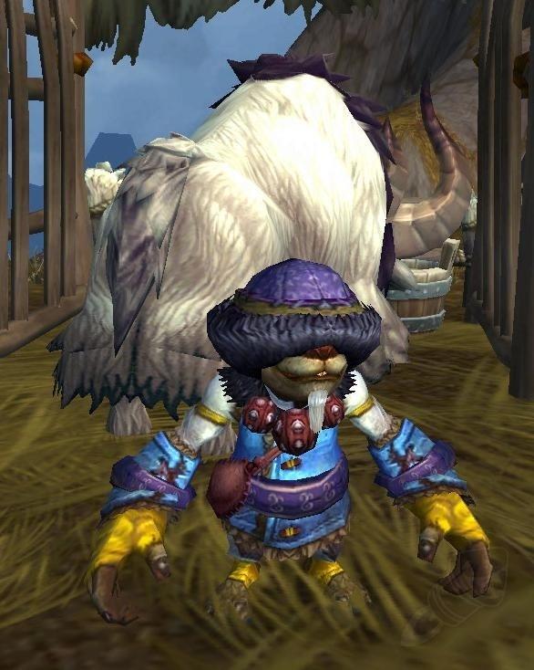Kun Lai Summit : summit, Cousin, Mountainmusk, World, Warcraft