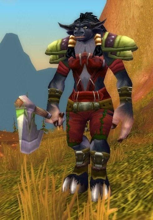 Mulgore Wow : mulgore, Mulgore, Protector, Classic, World, Warcraft
