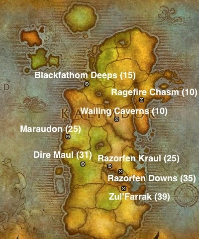 Charme Porte Bonheur Wow : charme, porte, bonheur, Leveling, 1-60:, Questing, Dungeons, Guide, Actualités, Wowhead