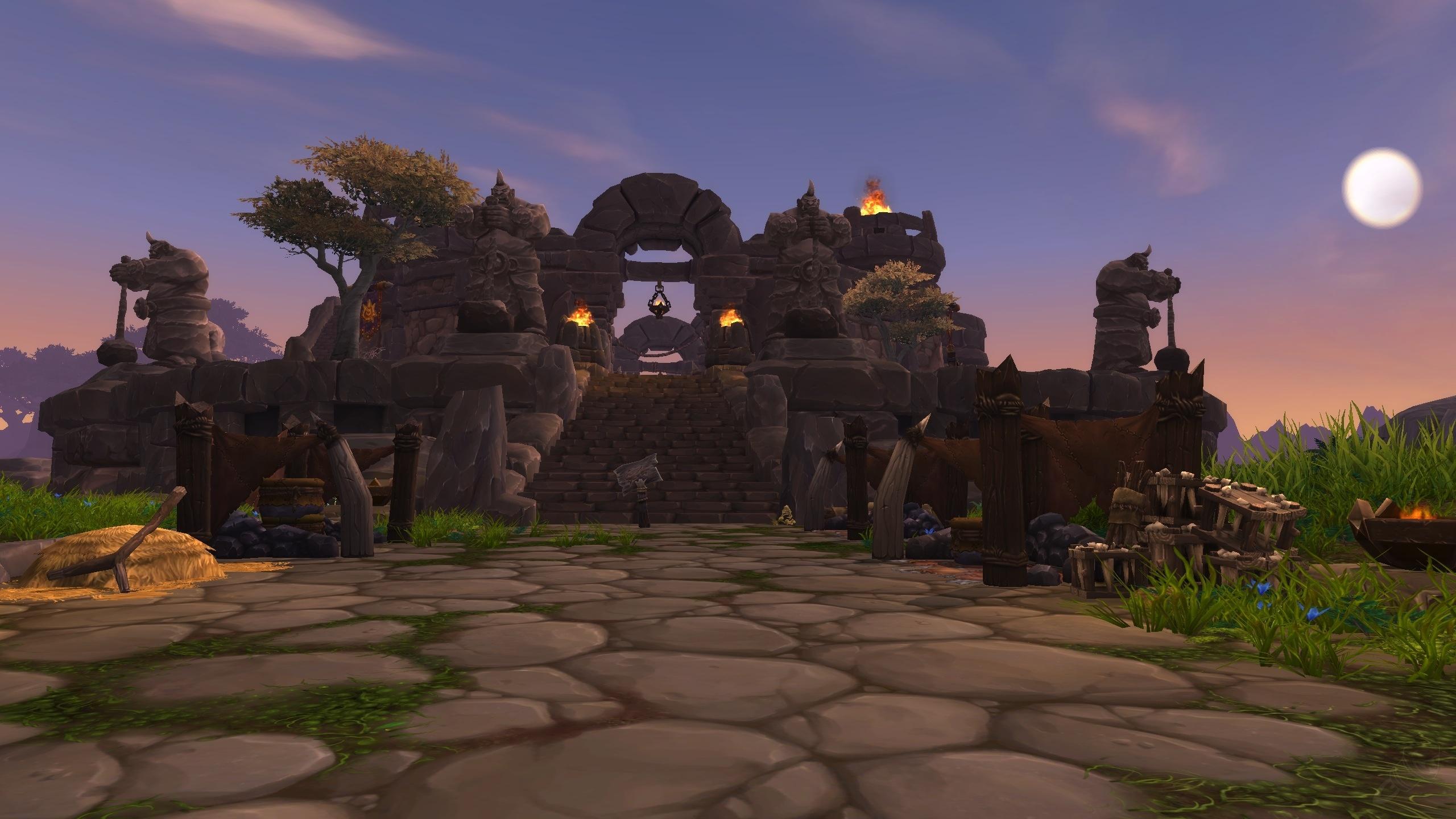 Ashran - Zone - World of Warcraft