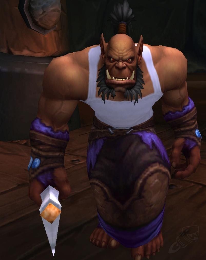 Gorok : gorok, Gorok, Cleaver, World, Warcraft