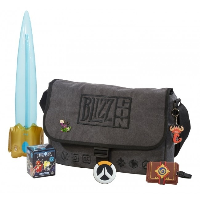 virtual ticket and blizzcon