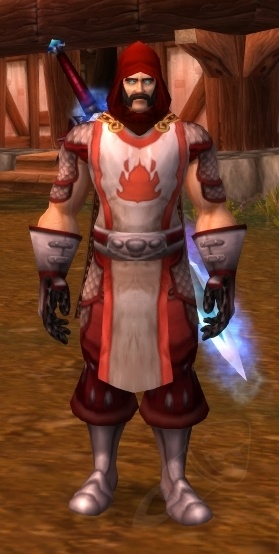 Scarlet Crusade Disguise - Spell - World of Warcraft