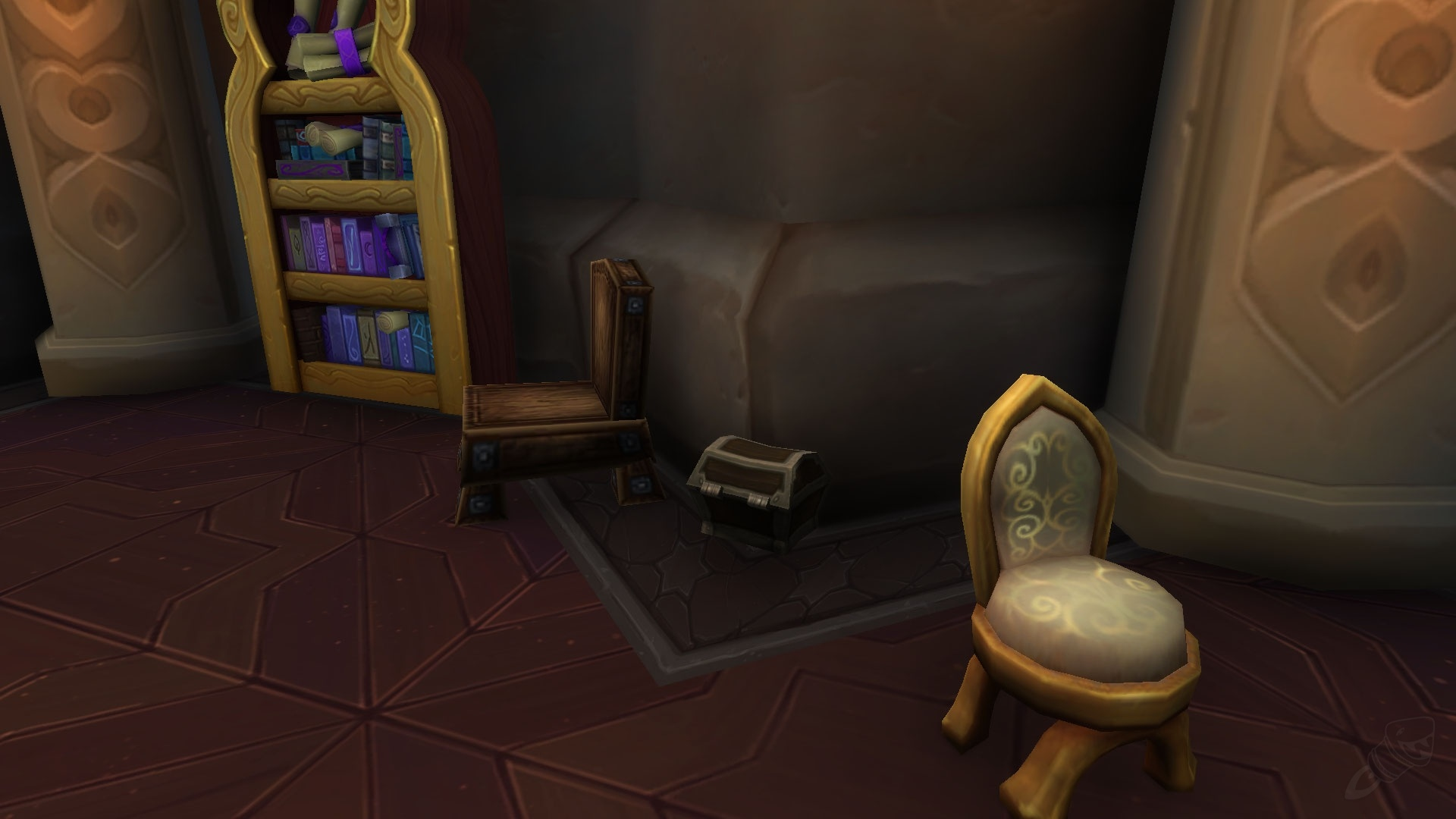 fishing chair wowhead nice office shoe shine kit toy obtainable in patch 7 2 5 news the inspiration for this came from wrath dalaran if you sit next to sheddle glossgleam he will also your shoes and give