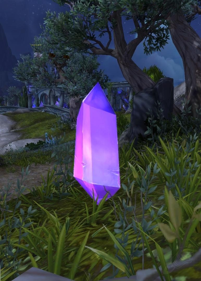 Ephemeral Crystal : ephemeral, crystal, Ephemeral, Crystal, Object, World, Warcraft