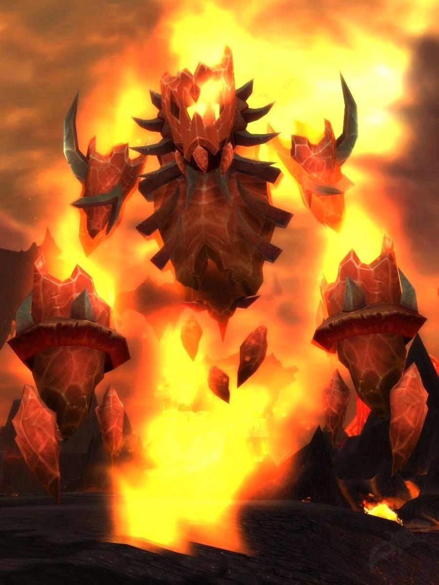 flammes de l'enfer - Traduction en anglais - exemples