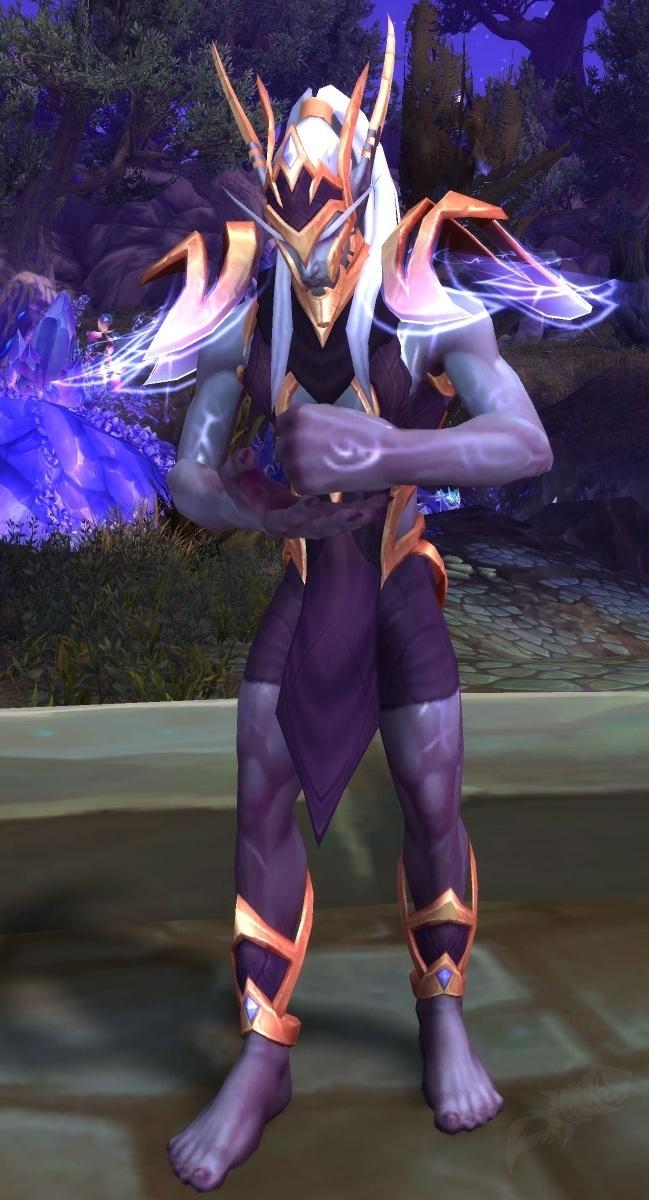 Wowhead Fevered Plea : wowhead, fevered, Tyndrissen, World, Warcraft