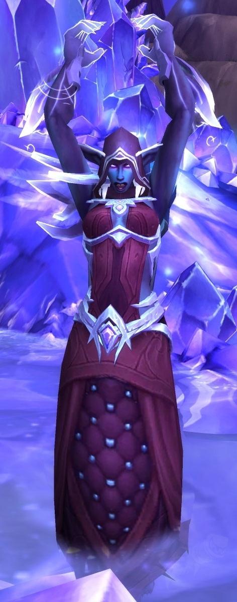 Wowhead Fevered Plea : wowhead, fevered, Ishkaneth, World, Warcraft