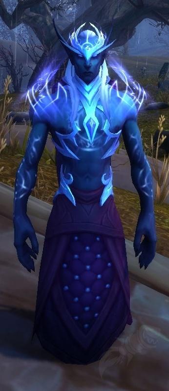 Wowhead Fevered Plea : wowhead, fevered, Nightborne, Animator, World, Warcraft