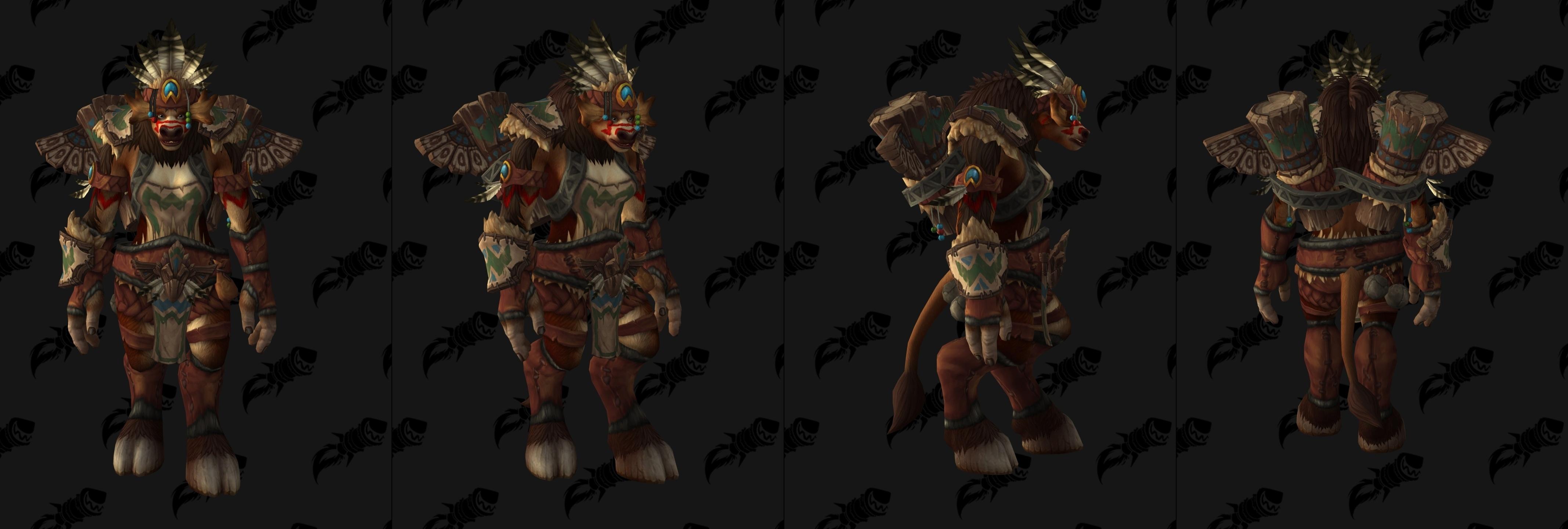 Hochbergtauren - Volk - World of Warcraft