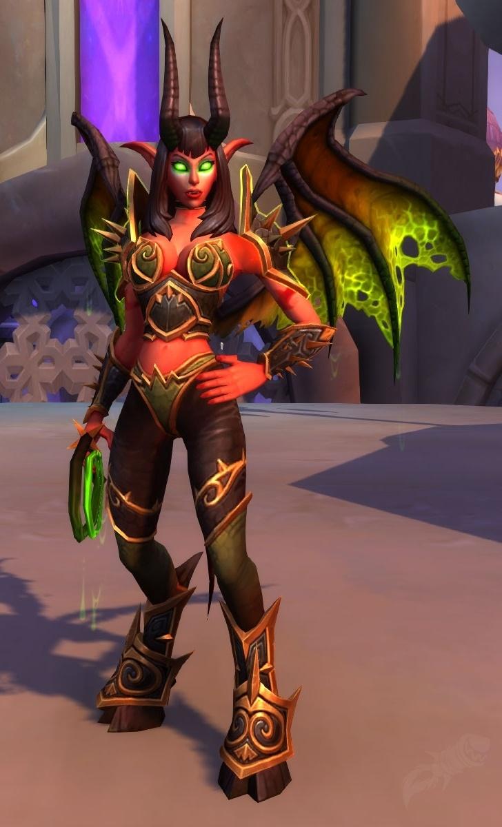 Change Pet Name Wow : change, Temptress, World, Warcraft