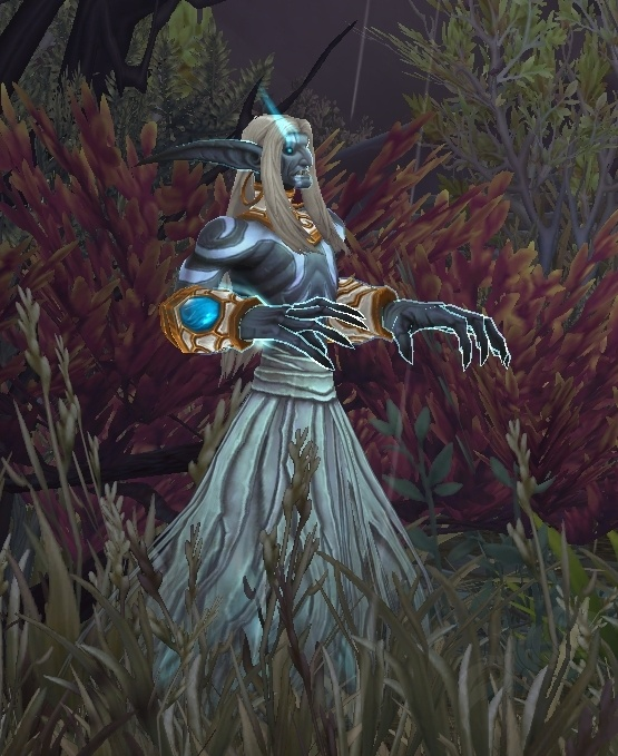 Wowhead Fevered Plea : wowhead, fevered, Ancient, Frostwhisperer, World, Warcraft