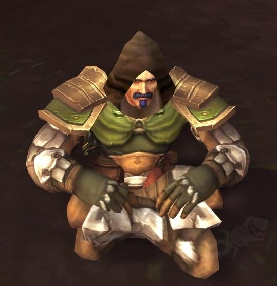 Hunter Robin NPC World of Warcraft