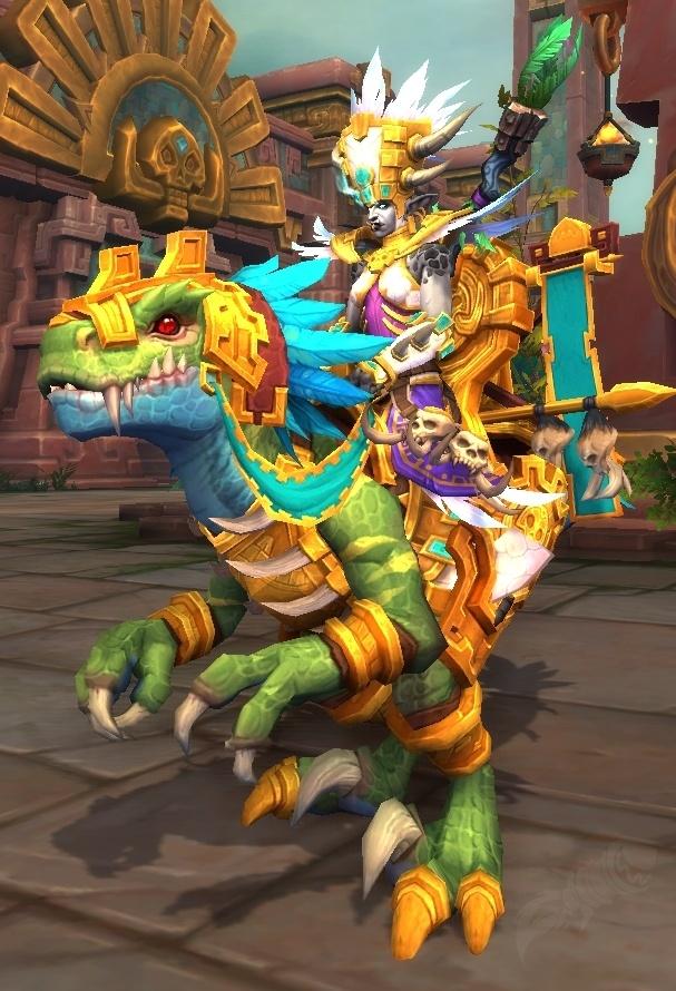 Princess Talanji  NPC  World of Warcraft