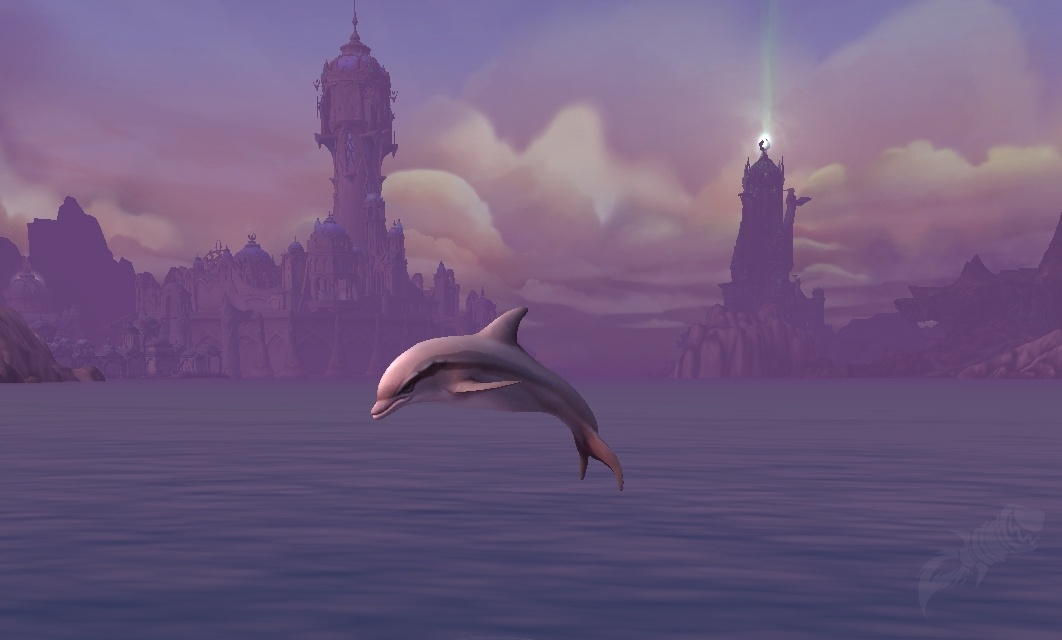 Glyph Of The Dolphin Spell World Of Warcraft