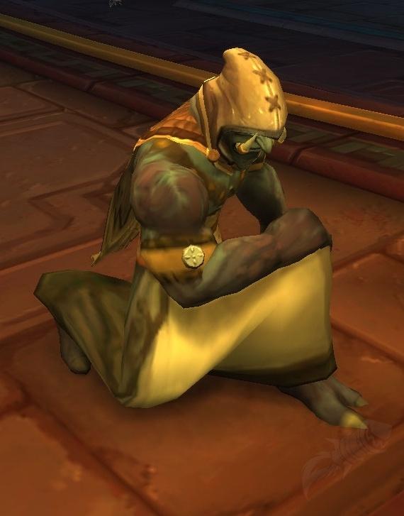 Son Oeil Noir Vous Regarde Wow : regarde, Nailok, World, Warcraft