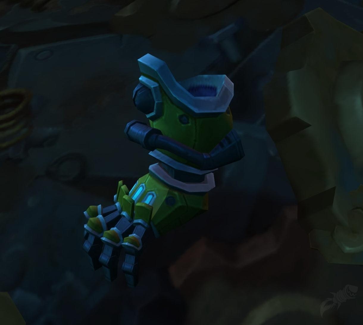 Mechanomehrzweckklaue - Gegenstand - World of Warcraft