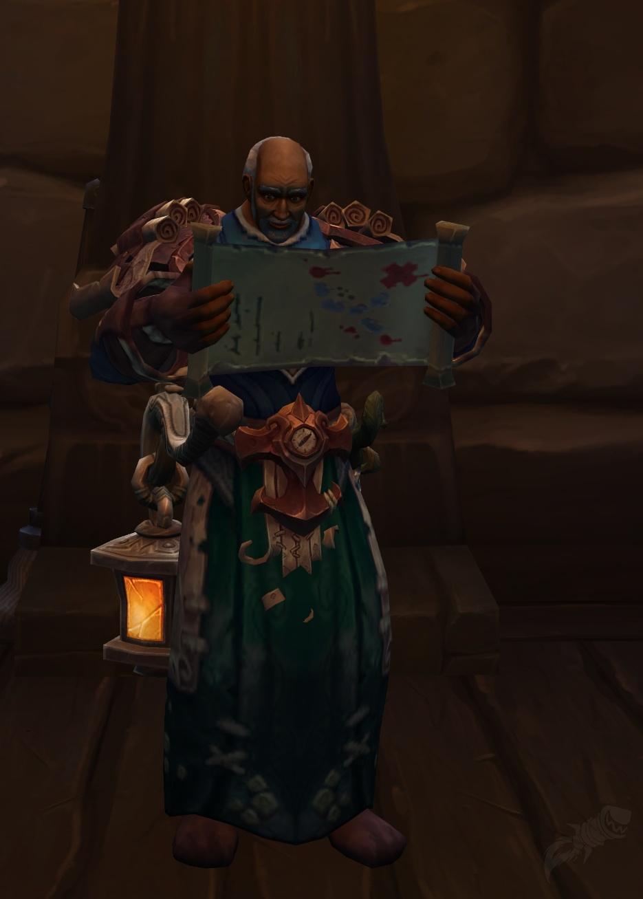 Son Oeil Noir Vous Regarde Wow : regarde, Frère, World, Warcraft
