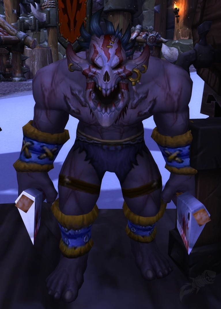 Laughing Skull Rep : laughing, skull, Kil'rip, World, Warcraft