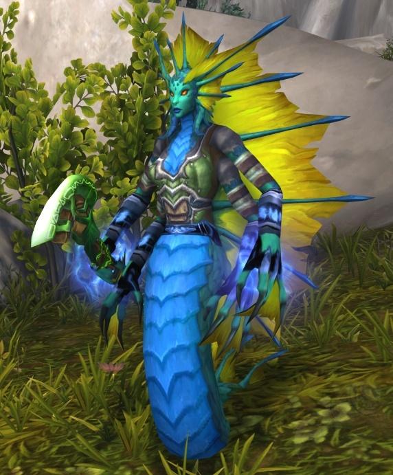 Wowhead Fevered Plea : wowhead, fevered, Hatecoil, Stormweaver, World, Warcraft