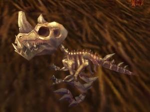 fossilized hatchling item world