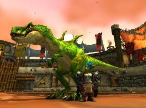 devilsaur hunter pet world