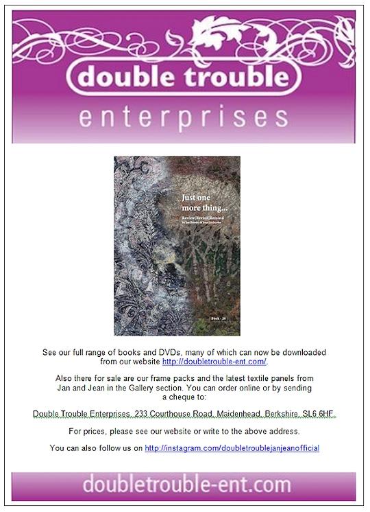 Double Trouble advert